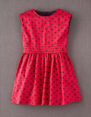 I've spotted this @BodenClothing Spotty Fifties Dress Scarlet Spot