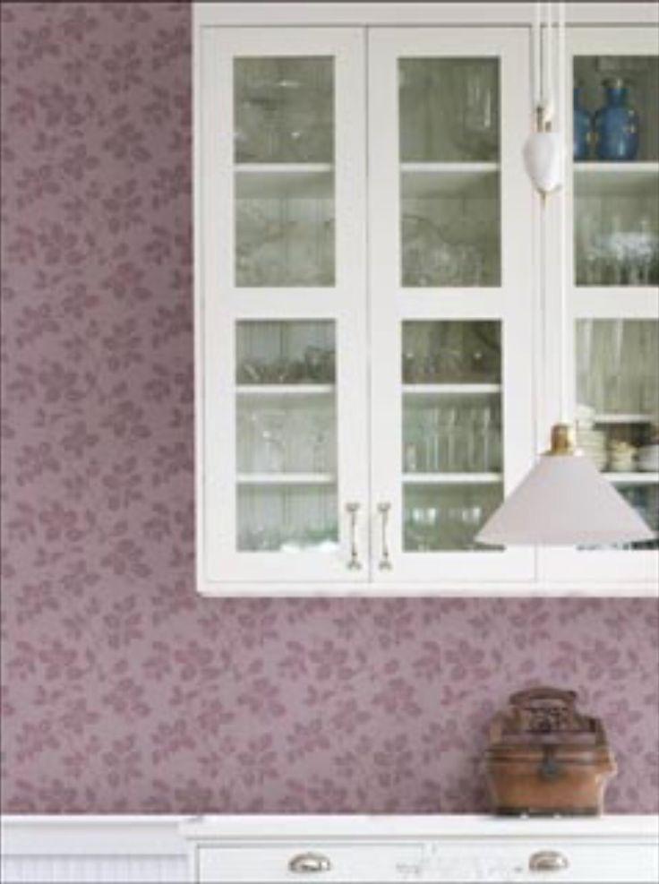 12 best kitchen bath resource vol iii images on for Purple kitchen wallpaper