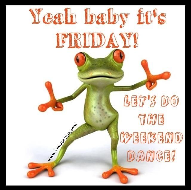 Good Friday Picture Quotes: Yeah Baby It's Friday Quotes Quote Friday Happy Friday