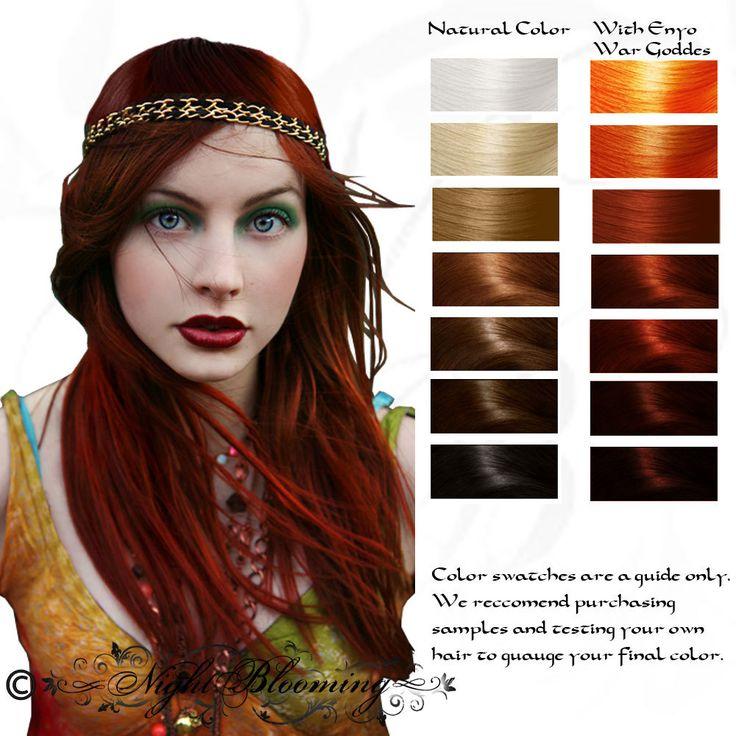 Unique Natural Hair Colors Photo 5