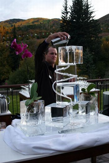 Ice Bars, Luges and Logos