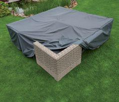 Kertibútor takaró asztal+fotelekhez M: 70 cm 250x250 cm