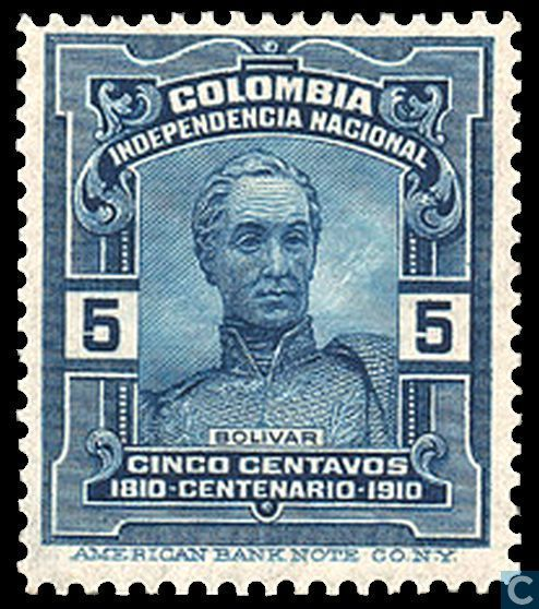 Colombia [COL] - Independence 1910