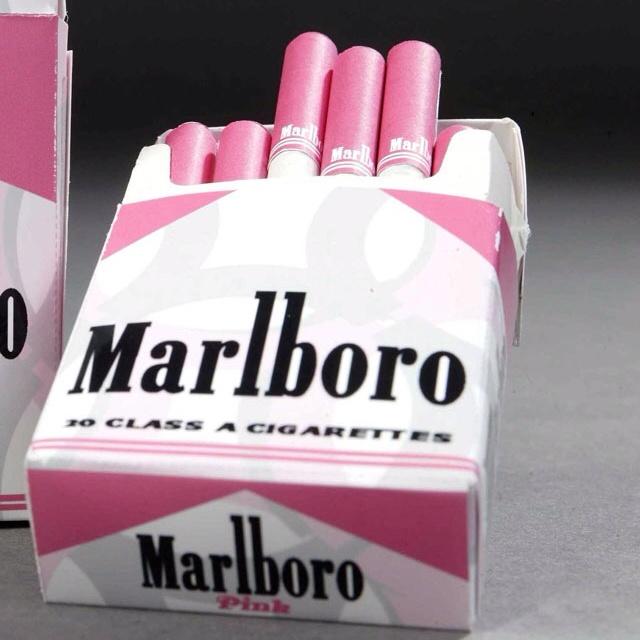 Marlboro Pink ;) | Weirdness, strange, Oddities, a little ...