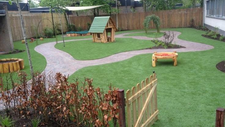WiggersDesign   Tuin kinderdagverblijf
