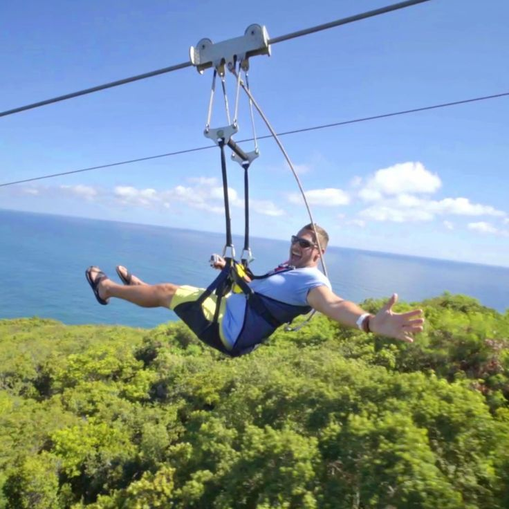 Zip Lining Water Bucket Lists Tour Around The World Royal Caribbean Cruise Caribbean Cruise