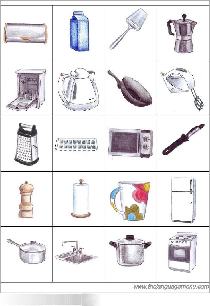αντικείμενα κουζίνας
