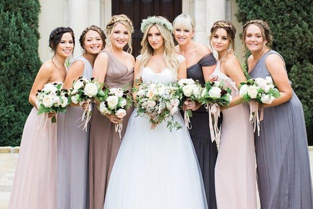 Top 10 most Beautiful Celebrity Bride 2015