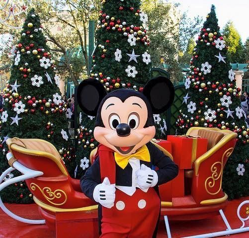 Populaire 289 best Mickey Mouse ~ Christmas images on Pinterest | Disneyland  OS95