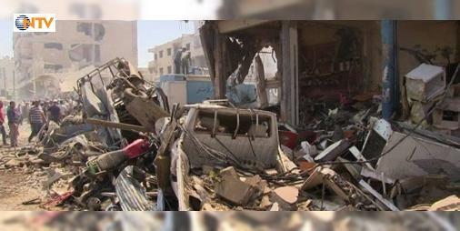 Hasekede düğün salonunda patlama: 13 kişi öldü 55 kişi yaralandı : Hasekede bir düğün salonunda meydana gelen patlamada ilk belirlemelere göre 13 kişi öldü 55 kişi yaralandı.  http://ift.tt/2cYwDMt #Dünya   #kişi #öldü #yaralandı #düğün #Haseke