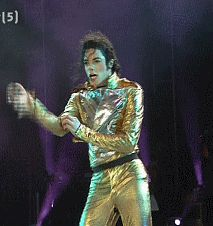 Michael Jackson History Tour - michael-jackson Photo (click on photo for sexy gold pants animation!)