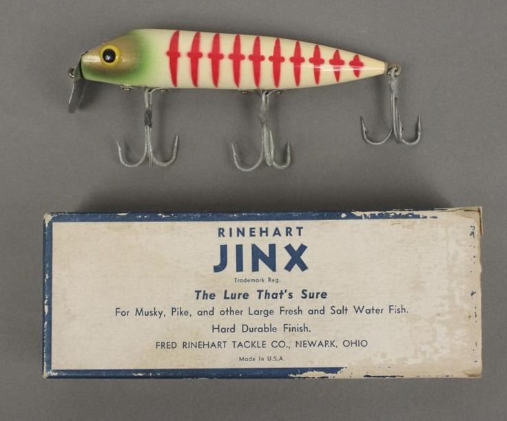 1000+ images about antique fishing tackle on pinterest | fly, Hard Baits