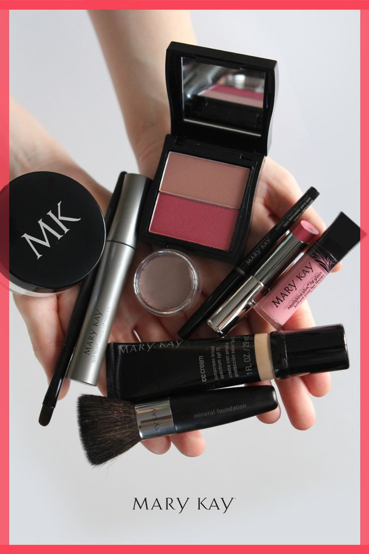 You don't need more than a handful of products to create a flawless look! Our CC Cream with SPF 15 is the perfect base for your makeup look as the sun begins to shine a little brighter. | Mary Kay Let's go Mary Kay shopping @   MaryKay.Com/NorquisSanabria