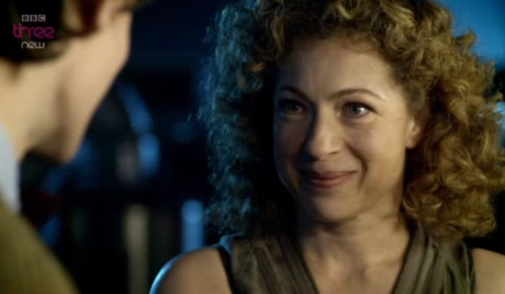 River Song is wonderful!