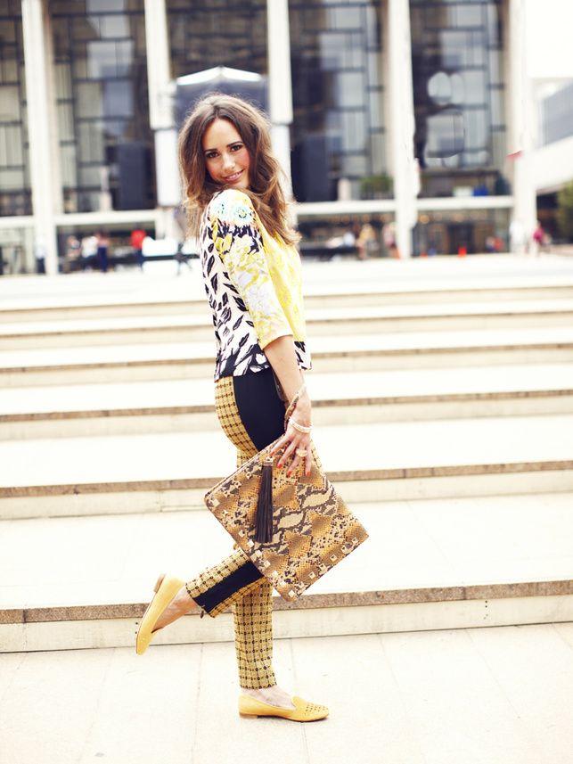 El estilo de Louise Roe. Louise Roe y la perfección  Una conversación sobre moda, literatura clásica y diseño con la estilista más televisiva.