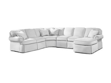 Shop For Sherrill Sectional, And Other Living Room Sectionals At Elite  Interiors In Myrtle Beach, SC.