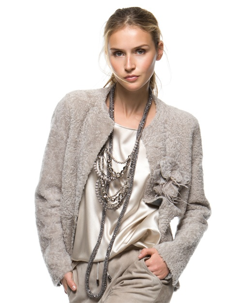 Brunello Cucinelli necklaces are gorgeous!