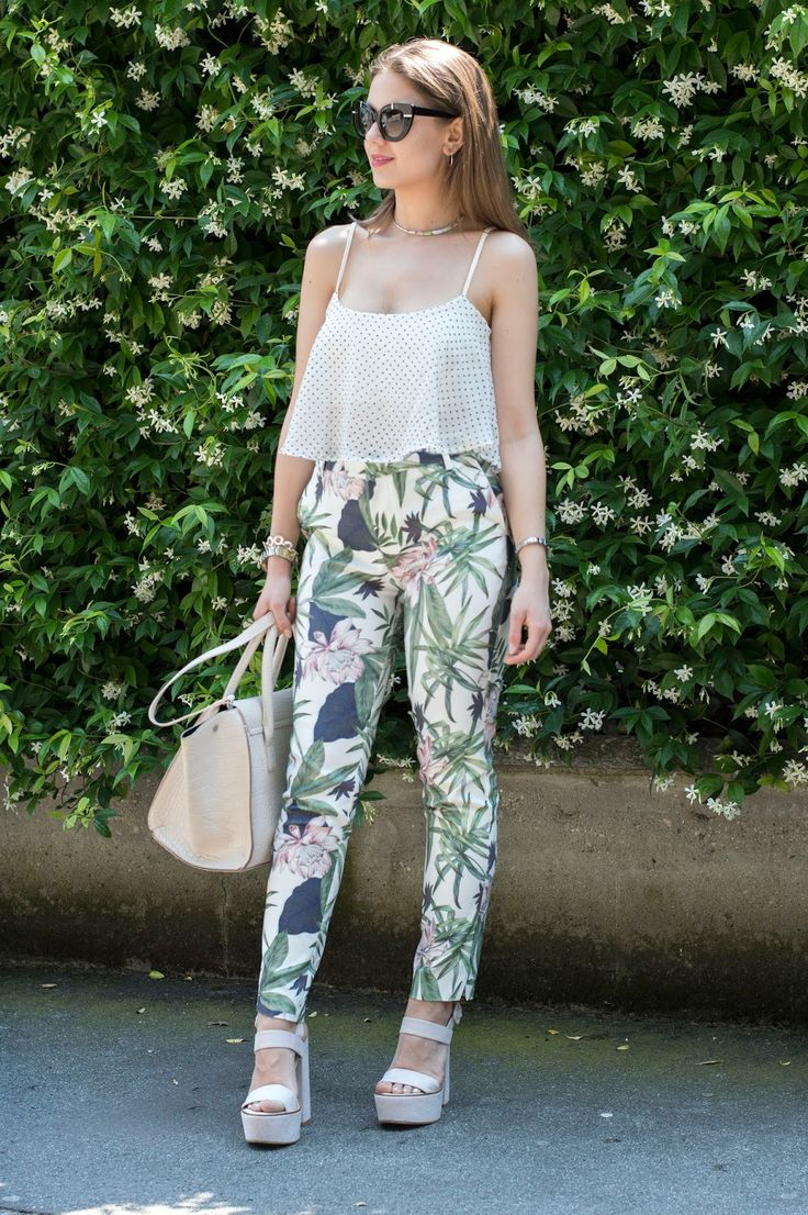 MIX AND MATCH: COME ABBINARE LE STAMPE #floralprints #spring #outfit #fashionblogger www.ellysa.it