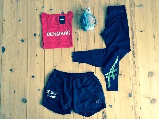 Running gear - summer essentials