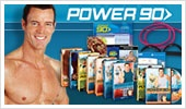 Power 90 - one of the BEST beginner workouts ever!  Get it at www.encouragefitness.net