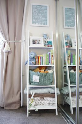 A Mocka Ladder Shelf makes storing kids bits and bobs easy. Display items on it or organise books, toys and more. They are a great investment for a kids bedroom. Available in white and black from www.mocka.co.nz.
