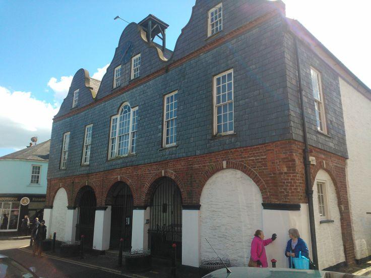 The Market House, Kinsale.