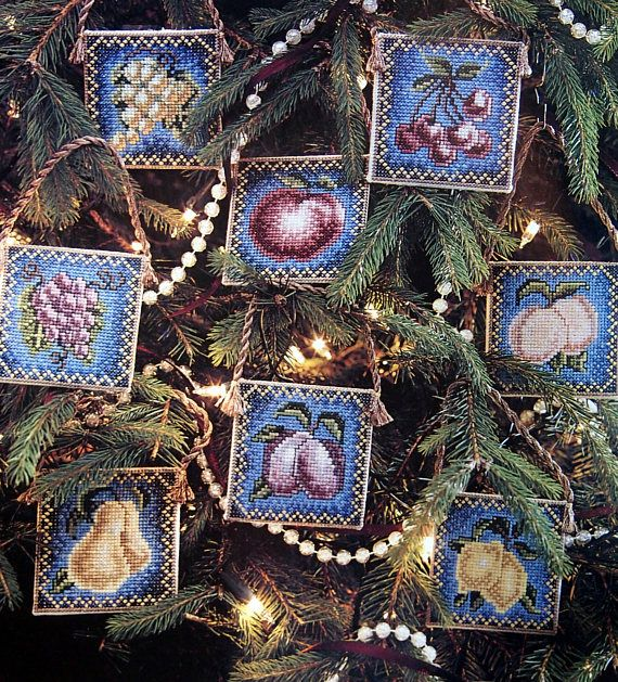 Just Cross Stitch Vintage Cross Stitch Pattern Magazine