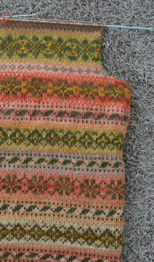80 best knit color Fair Isle traditional images on Pinterest ...