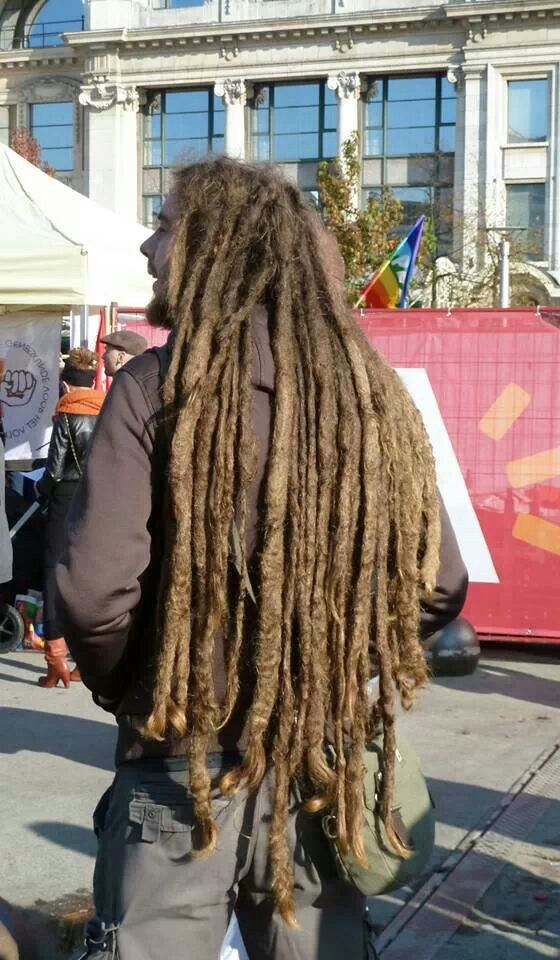 124 Best Images About Men Womens With Long Dreads On
