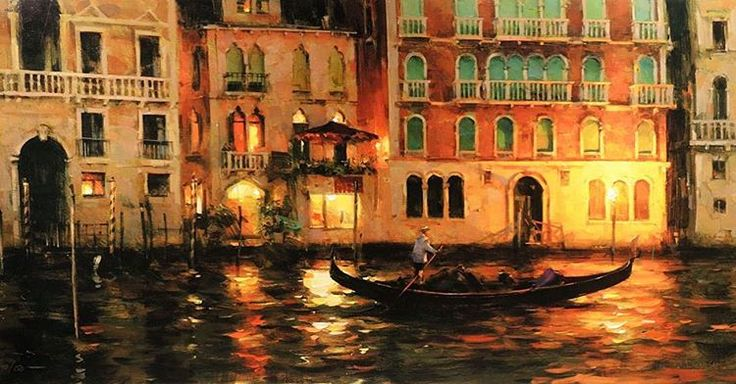 Sienna Fine Art is proud to announce that renowned artist, Dmitri Danish, is joining our impressive line up of talented global artists. Ukrainian born and now living in California, Danish is a household name across the United States. Collect stunning originals oils and limited edition giclées, all available through our Las Olas gallery.  Night on the Canal limited edition giclée. For more information about Dmitri Danish and Sienna Fine Art please visit our website www.siennafineart.com…