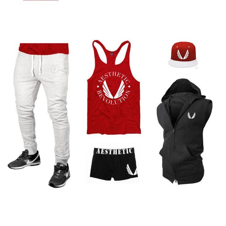 Aesthetic Workout Clothing | EOUA Blog