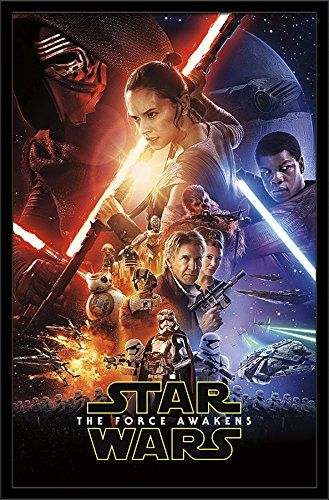 "Trends International Star Wars The Force Awakens Collector's Edition Wall Poster 24"" x 36"" //Price: $5.55 & FREE Shipping //     #starwarsmeme"