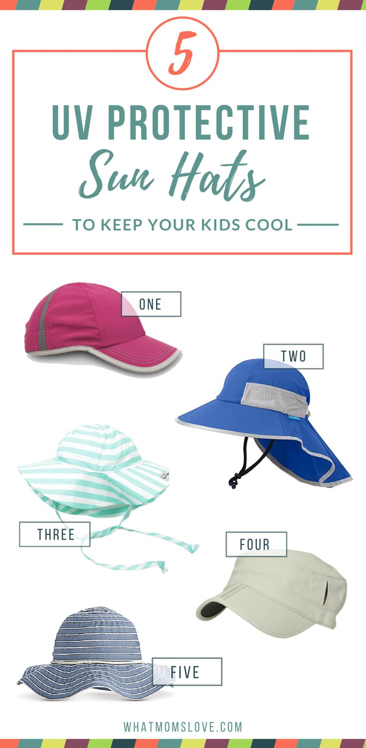 We've found some pretty awesome hats that provide great sun protection, are super breathable and – here's the kicker: your kids will actually want to wear them. Check them out!