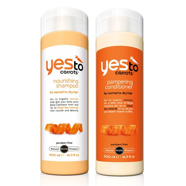 Yes to Carrots Shampoo & Conditioner: After first learning about this conscious beauty product at the Natural Product, I was intrigued to try it (and they are sold at CVS!) And needless to say, it is now my favorite cruelty-free shampoo and conditioner. #greendorm