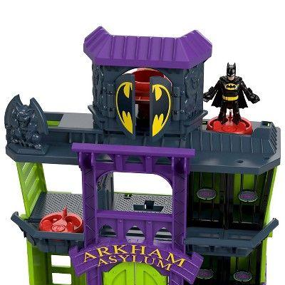 Fisher-Price Imaginext DC Super Friends Arkham Asylum Playset