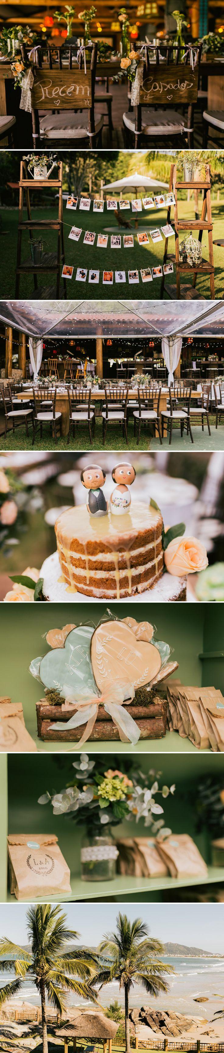 Preparem-se para o post mais longo da história desse blog! Sim! Esse é o casamento da Lu e do Alê que fotografei em Bombinhas-SC em Abril deste ano. Eu sei q