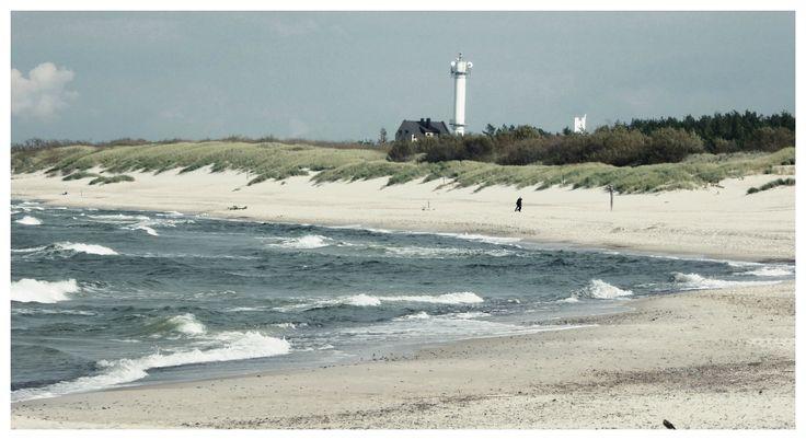Polish Seaside, Baltic. Looks like Scandi?:)