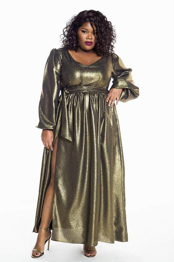a7022999bb345 7 Plus Size Designers and Brands Would Kill At NYFW #plussizecocktaildresses