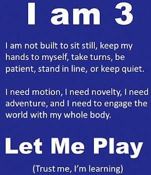 LET THEM PLAY!