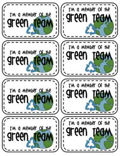 It pays to be a member of the Green Team. Not only can you save money but you can help to save the environment as well by recycling whenever possible, use recyclable products, keep the thermostat low and keep the heat indoors. Just a few ways to save