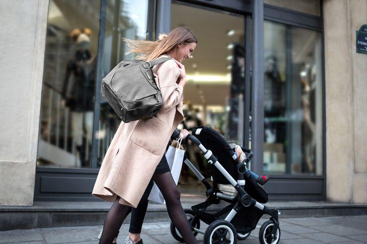 Glitter Bag #Changing Bag #Babymoov #MyBagMyStyle #FashionMum #elegant #look #ItBag