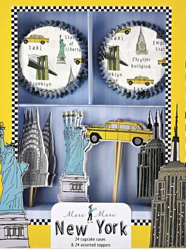 New York Themed Party Favors Themed Party Supplies Childrens