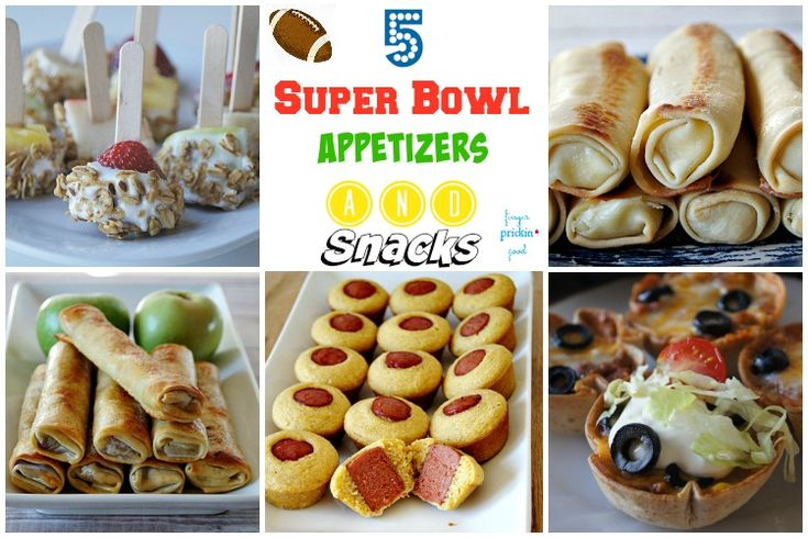 Snacks archives finger prickin 39 good recipes for Super bowl appetizers pinterest