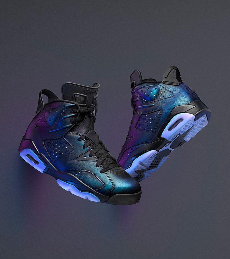 AIR JORDAN VI   Love these on my feet