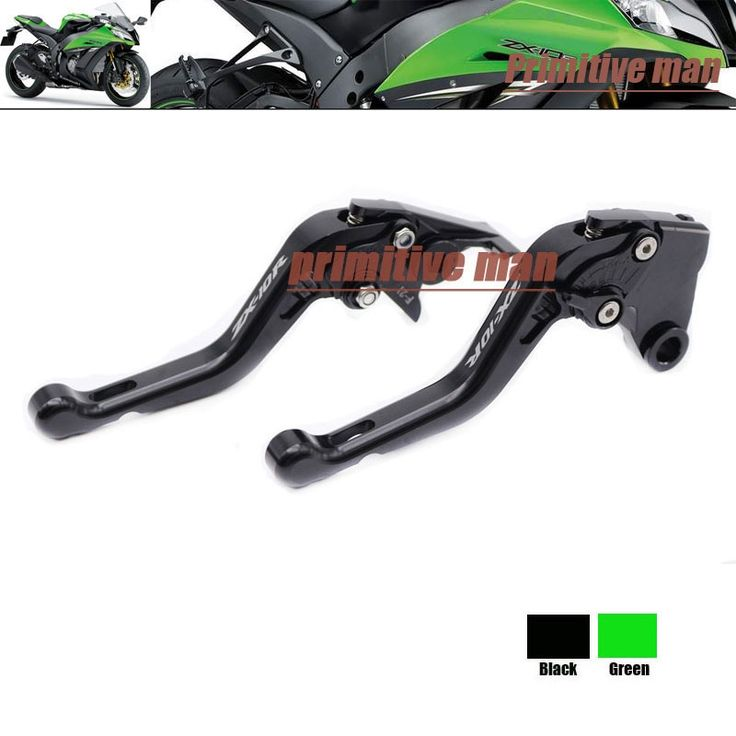 36.99$  Watch here - http://alint1.shopchina.info/1/go.php?t=32476997423 - For KAWASAKI ZX-10R 2004-2005 Motorcycle Accessories Short Brake Clutch Levers LOGO ZX-10R Black  #magazineonlinebeautiful