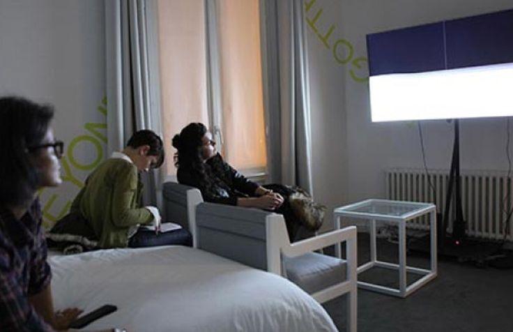 Festival OVNI 2016, l'Art Vidéographique se projette à l'Hôtel Windsor et dans la ville de Nice - Découvrez l'article complet sur le blog Mister Riviera, blog sur Nice et la Côte d'Azur ... #CotedAzurNow #FestivalOVNI #NiceMoments