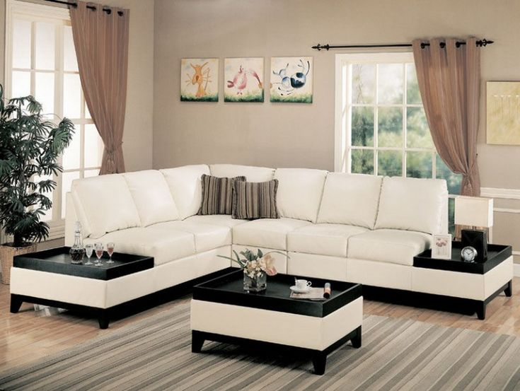 Best 20 L shaped sofa designs ideas on Pinterest Pallet  : a0a7042d128738cdead54a01b05f0b60 living room ideas living spaces from in.pinterest.com size 736 x 553 jpeg 63kB