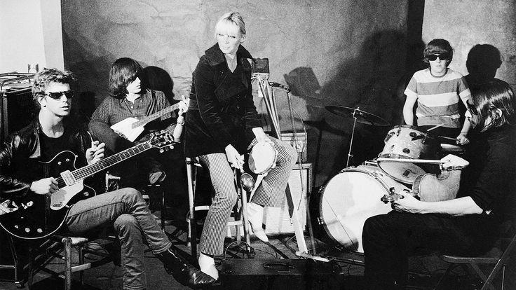 A very groovy happening, The Velvet Underground.