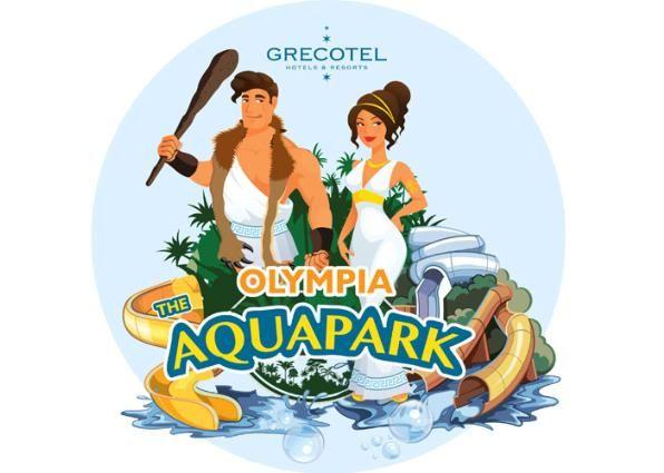 Το Νέο εντυπωσιακό Aqua Park της Grecotel ανοίγει τις πύλες του στην Κυλλήνη, στο συγκρότημα Riviera Olympia Resort
