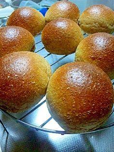 ふすまパンレシピ・作り方の人気順|簡単料理の楽天レシピ 基本の丸パン